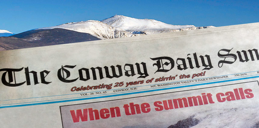 The Conway Daily Sun Newspaper